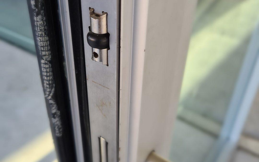 Reparación puerta